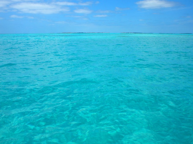 Bahamas Crystal Waters Ocean