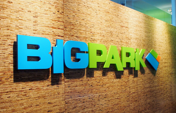 BigPark Icon Design
