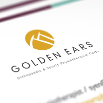 Golden Ears Physio Branding & Website