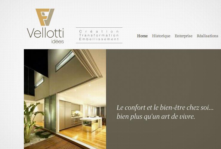 Vellotti Idees Rebrand