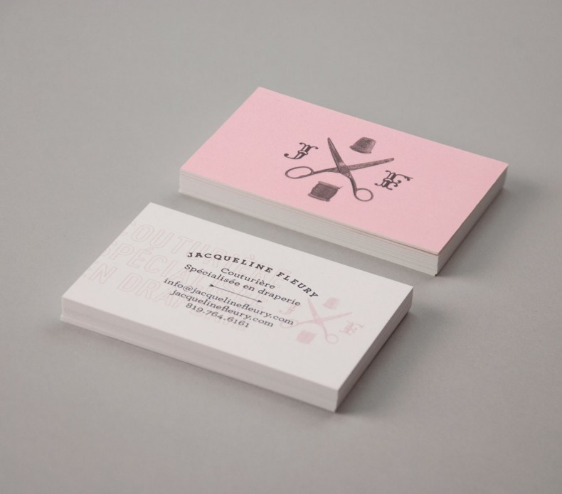 16 Inspirational Business Card Designs – Lisa Temes
